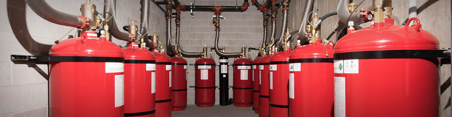 Novec 1230 Fire Suppression Systems American Fire Technologies