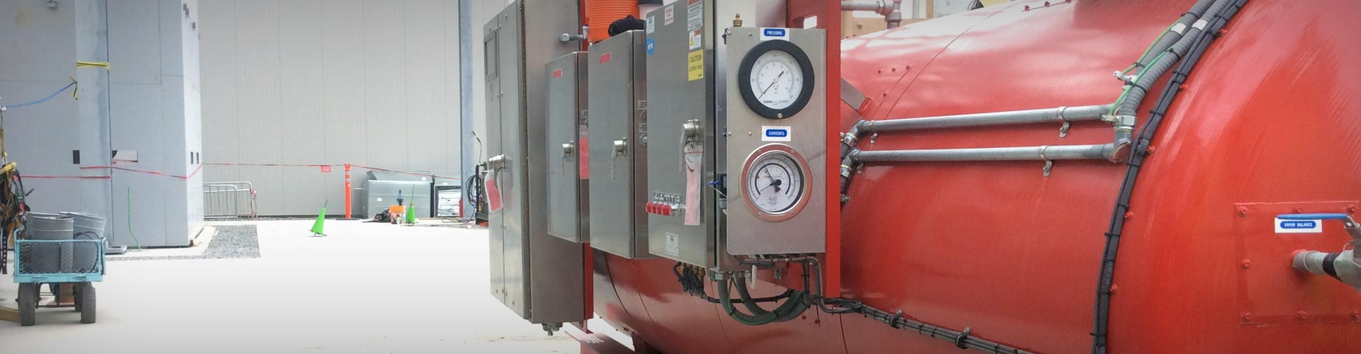 Low Pressure C02 Fire Suppression Systems – American Fire
